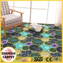 Wholesale Economical Decorative Modern Design 3D Carpet Handmade