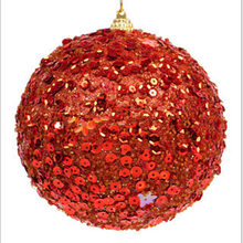 China factory wholesale foam christmas decorative balls