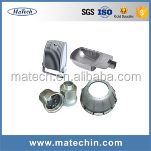 High Precision Custom 6063 Aluminium Die Casting Products
