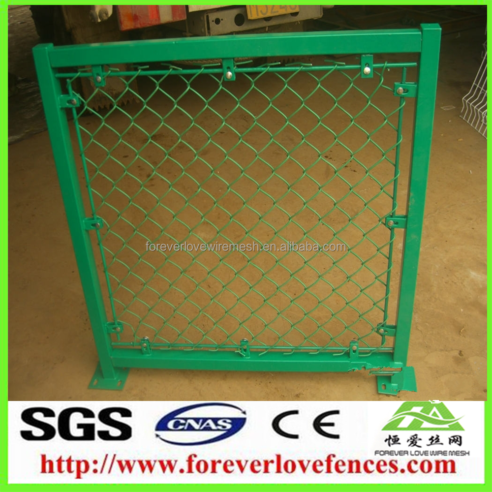 Anping Top-selling removable chain link fence