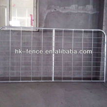 Hot Dipped Galvanized I Type Farm Gate