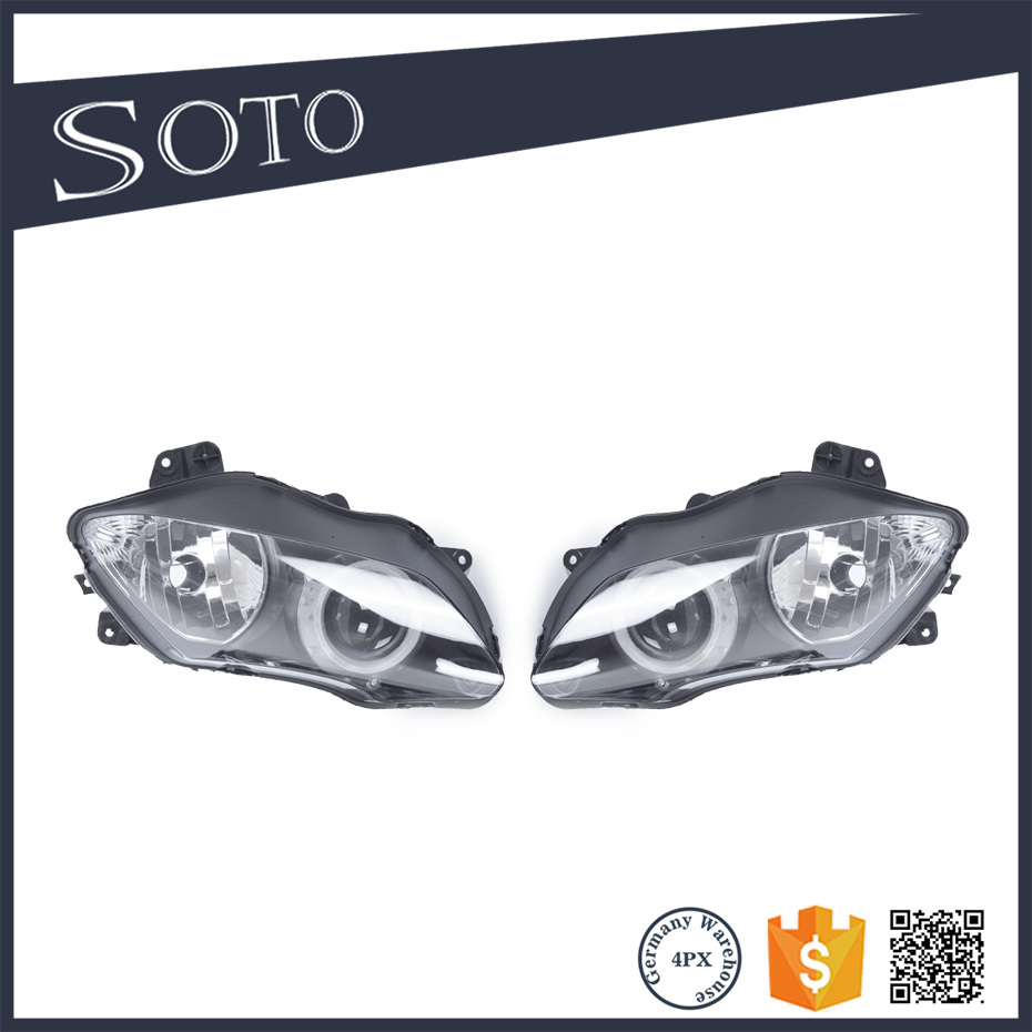 Wholesale Motorcycle Clear Lens Headlight Headlamp Case For Yamaha YZFR1 YZF1000 <strong>R1</strong> 2007 <strong>2008</strong>
