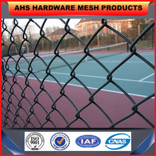 2015 high quality galvanized used chain link fence