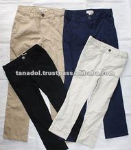 New order fashion children's boys woven long pants 2012