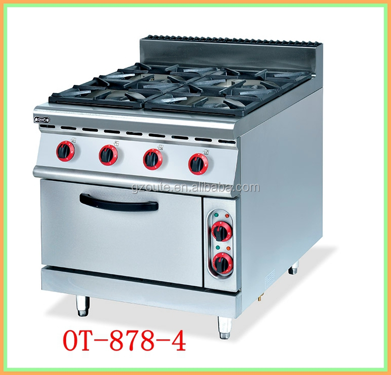 Countertop Gas Stove Price : Hotel Counter Top Gas Cooking Range Manufacturer Price - Buy Gas ...