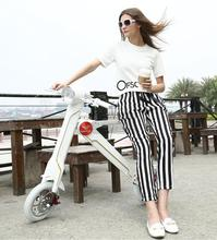2017 New fast electric scooter bike electric two wheel moped and scooter