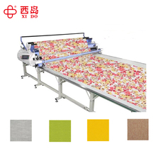 Woven & Knit Fabric Spreading Machine for Garment Production