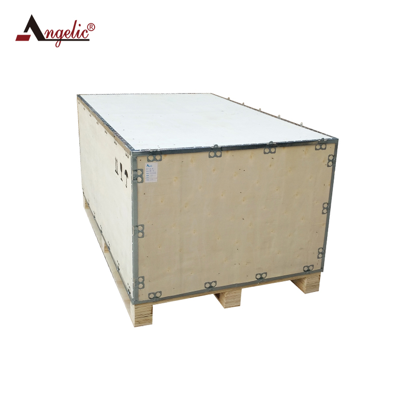 Supply industry packing collapsible wooden crates