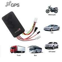 Vehicle GPS Tracker GT06 Real-time Locator GPS/GSM/GPRS/SMS Tracking Cars Antitheft with Mobile APPs