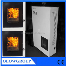 original design with CE wood hydro pellet stove