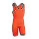 Cheap Custom Sublimated sports Wrestling Singlets