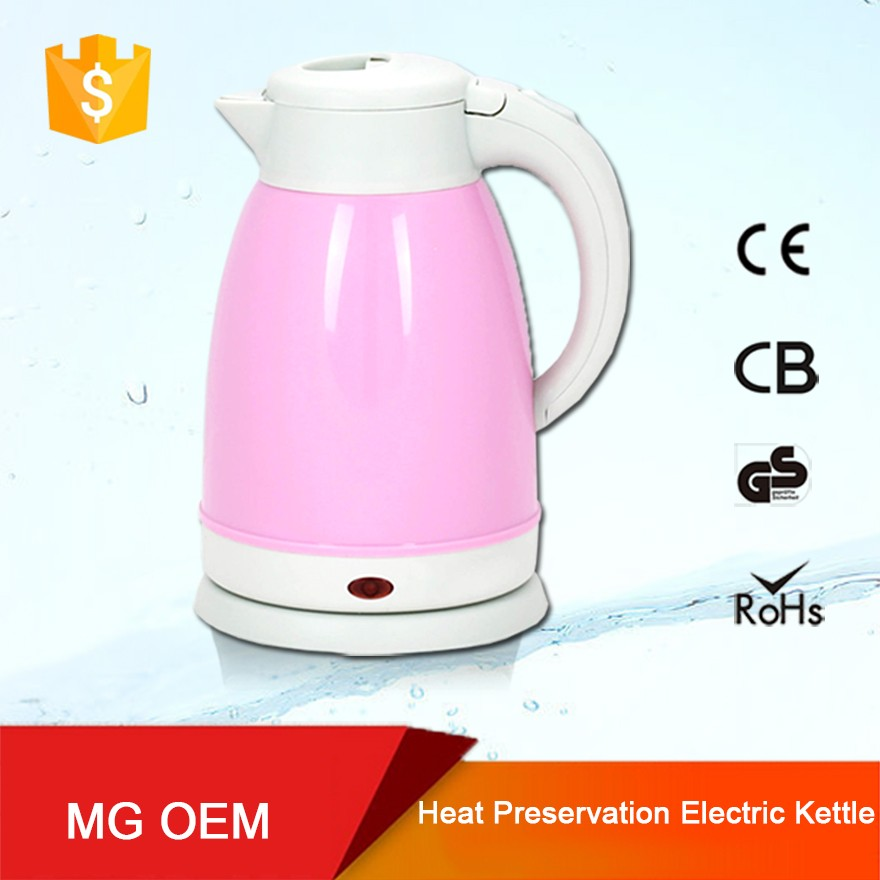 small home kitchen appliance SS electric stock kettle
