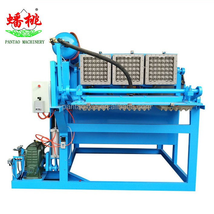 automatic egg tray making machine with dryer