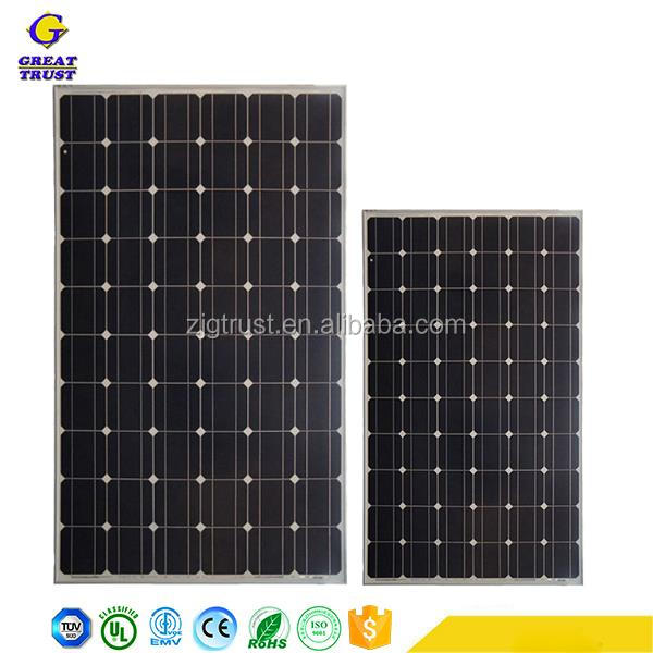 Professional solar panel fabric 1000w solar panel kit solar panel 220v price