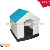 Plastic luxury dog kennel large god house cage