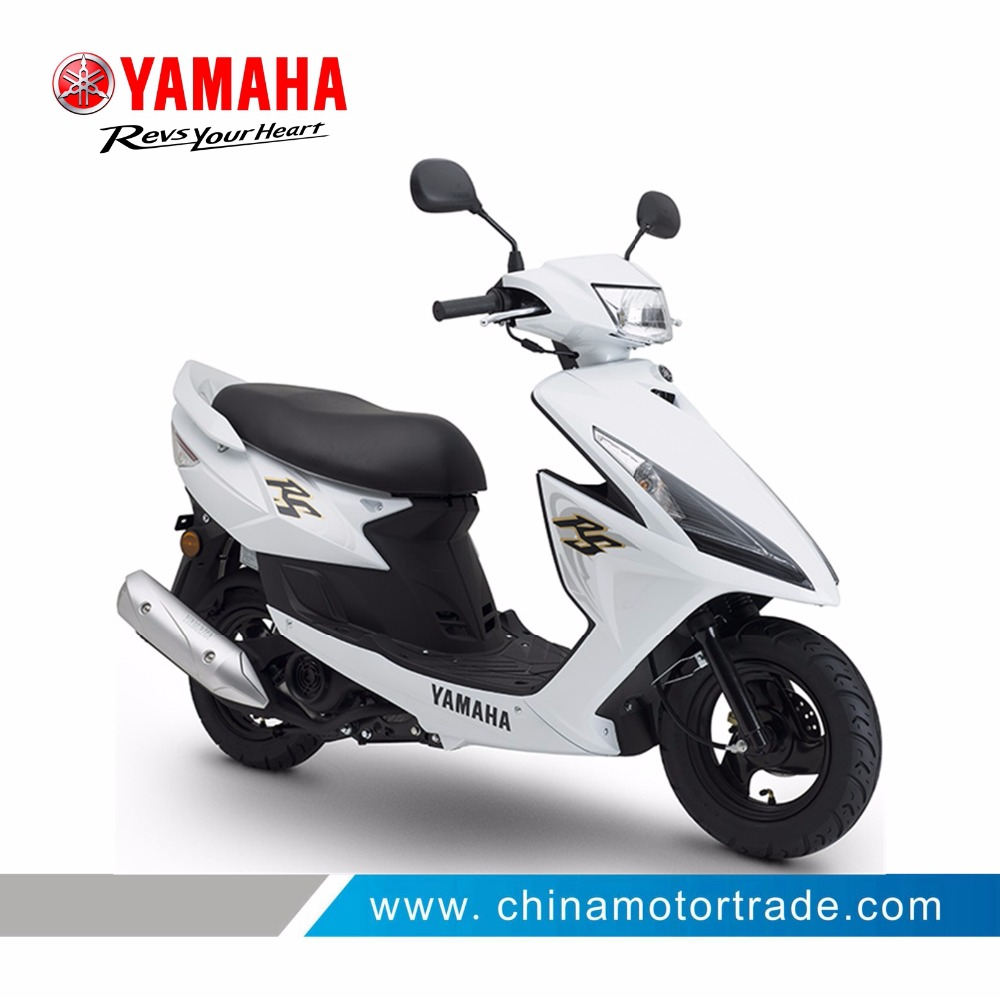 Genuine Yamaha Motorcycles Scooter RS 100 China motortrade