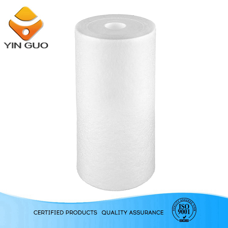 "micron filter cartridge 51"" hot selling pp melt blown filter cartridge machine marine oily water separator"