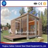 Standard size prefab shipping container house beautiful container home, small wooden house design