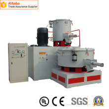 Designer professional high speed plastics pvc mixer