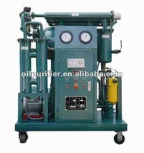 Insulation Oil Purification Machine Series ZY/ZYA, Insulating Oil Treatment
