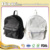 Manufacturers waterproof modern girls backpack/custom fashion leisure washable kraft paper bag