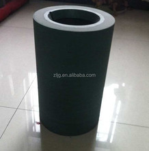 14inch rubber roller for rice machine drum shell