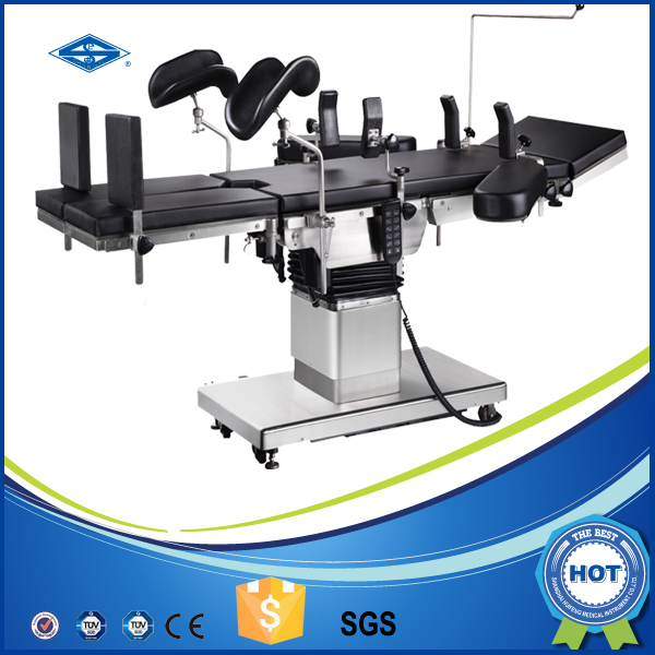 Operating Table,Image Integrated Operating Table Type and Electricity Power Source Image Integrated Operating Table HFEOT99