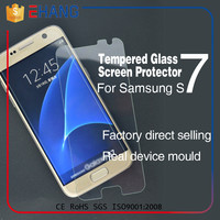 For samsung latest mobile models 2016 for huawei g8 tempered glass screen protector