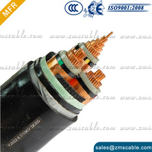 Popular electric cable and wire color code electrical networking cable