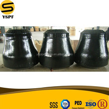 Best selling 3 way elbow pipe fittings ASTM A860 WPHY4 ASTM A234 WPB Pipe Fittings BW Butt Welding Reducer Carbon Steel