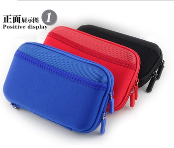 Hard Case Electronics Accessories Travel Organizer Digital Storage Portable Bag