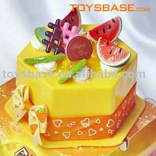 Hot sale cake shape cute piggy bank