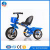 2016 New model Children's Three Wheels Pedal tricycle/ Plastic baby tricycle trike for India