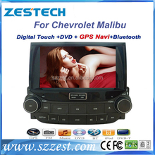 Auto parts pure android in dash car dvd gps navigation system for chevrolet malibu