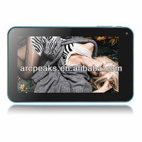 "stylus 7"" android tablet with 0.3mp camera"
