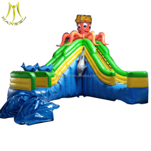 Hansel giant kids toys inflatable products manufacturer snow globe inflatable bounce house