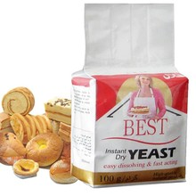 Bread Instant Dry Yeast High Sugar, Baking Yeast Dried Sugar Tolerance, Bread Yeast Instant Active
