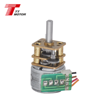 GM12-15BY stepping motor 5V dc geared motor for Industrial automatic control
