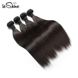 Top Quality Hair Extensions Hong Kong Cuticle Aligned Human Raw Virgin Leshine Hair Factory