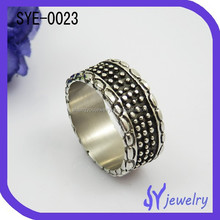 Nice and popular fashion ladies 925 thailand ring