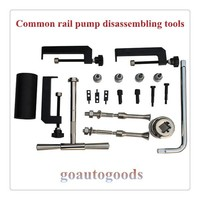 Easy operation common rail pump assemble disassemble tools 20pcs