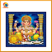 HOT sale high quality China suppliers 3d pictures indian god with deep effect wholesale