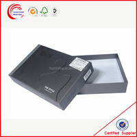 custom design corrugarted mobile phone software box