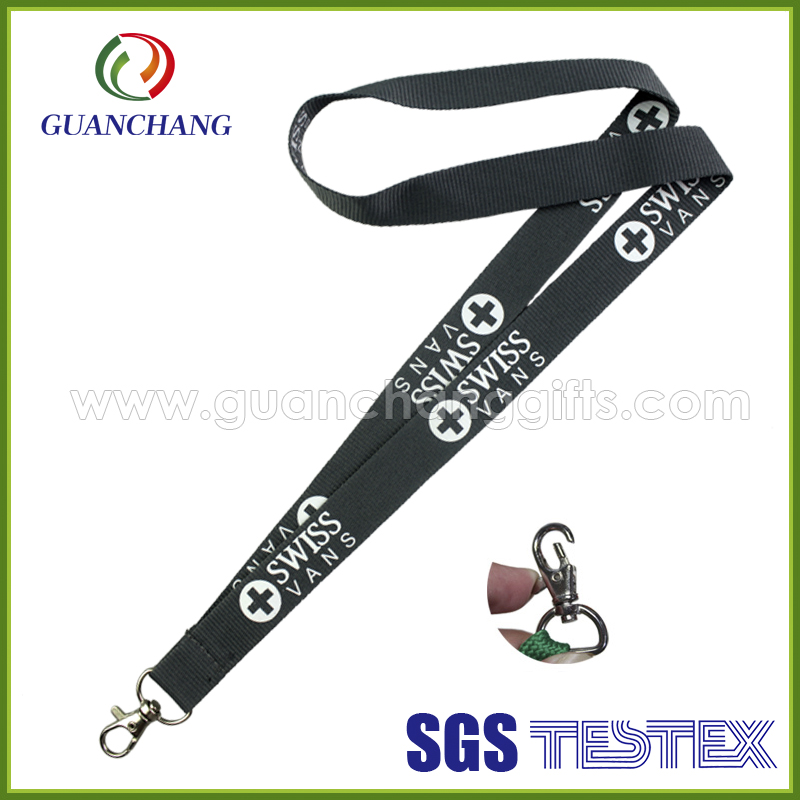 factory price Europe embroidered evod battery lanyard