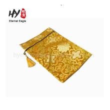High Quality Cheap Wholesale Colorful Small Wedding satin Gift Bag