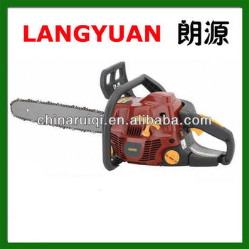 4600 chain saw 46cc gasoline chainsaw wood saw with 16'' 18'' guide bar