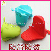 FDA & LFGB approved silicone oven mitt,silicone pot holder,silicone heat resistant silicon oven mit with Dongguan direct factory
