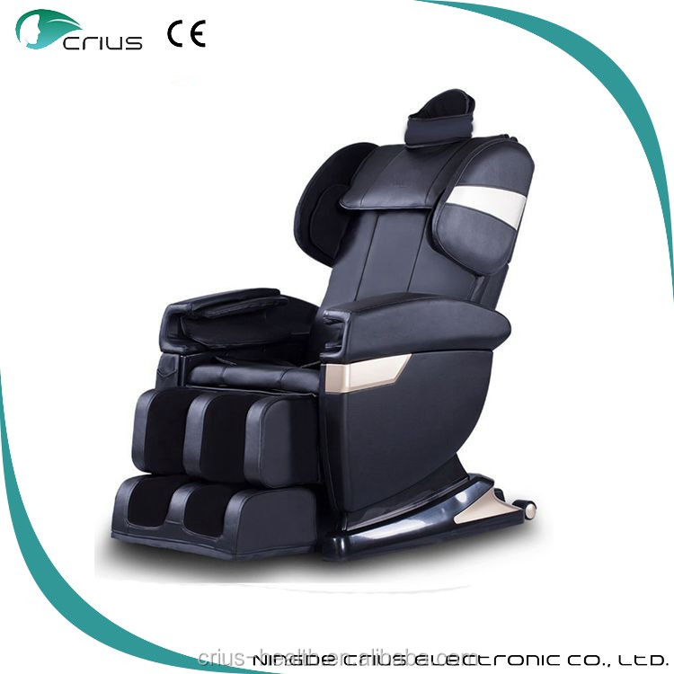Therapeutic multi function shiatsu 3d massage chair