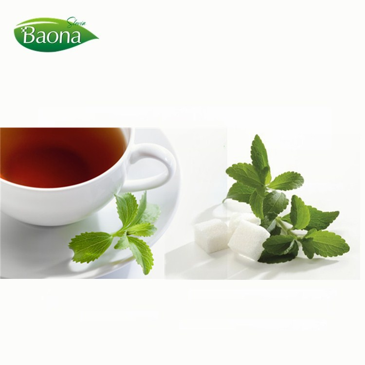 Chinese supplier wholesale cube sugar sweetener erythritol + stevia extracts powder