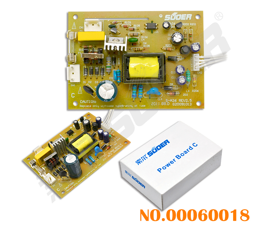 Universal Electrical Power Board